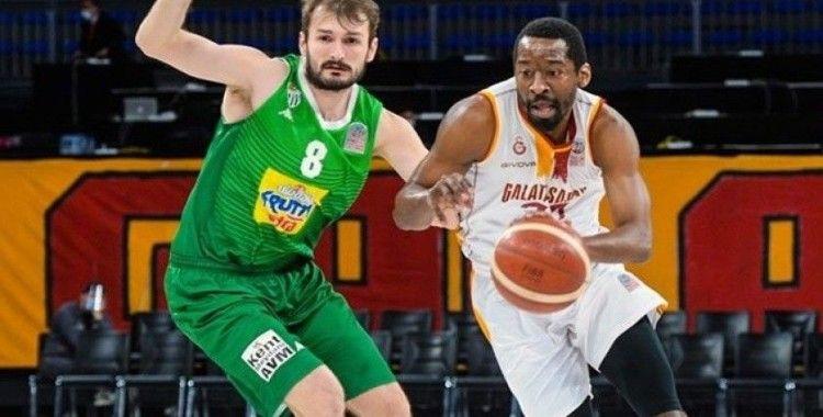 ING Basketbol Süper Ligi: Galatasaray: 106 - Frutti Extra Bursaspor : 93