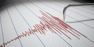 Datça açıklarında 3.7 büyüklüğünde deprem