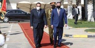 Libya ile Mısır arasında elektrik, altyapı ve yatırım gibi alanlarda bir dizi anlaşma imzalandı