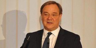Almanya'da Hristiyan Birlik partilerinin başbakan adayı Laschet oldu