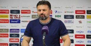"""Bülent Uygun: """"Camiamıza 3 puanı hediye etmiş olduk"""""""