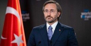 İletişim Başkanı Altun'dan CHP Grup Başkanvekili Altay'a sert tepki