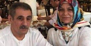 Karısını öldürüp cesedini halıya sarmıştı