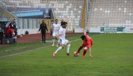 Süper Lig: BB Erzurumspor: 1 - Yeni Malatyaspor: 0 (Maç sonucu)
