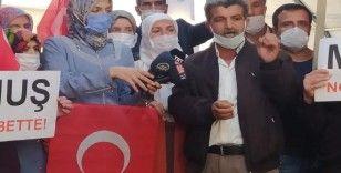 Diyarbakır annelerinden Muş annelerine destek