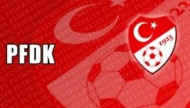 Kayserispor PFDK'ya sevk edildi