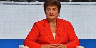 IMF Başkanı Georgieva'dan G20'ye 'karbon fiyat tabanı belirlemeleri' çağrısı