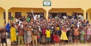 Elazığ İHH ekibinden Nijer'de ramazan yardımları