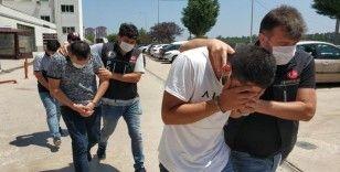 52 bin 920 uyuşturucu hapla yakalanan 3 kişiye 5'er yıl hapis