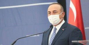 Dışişleri Bakanı Çavuşoğlu: Afganlı kardeşlerimize desteğimiz güçlü şekilde sürecek