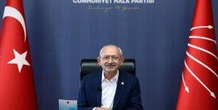 Kılıçdaroğlu, Türkiye, KKTC, Orta Asya, Orta Doğu, Trakya ve Balkanlar'daki çocuklarla çevrim içi görüştü