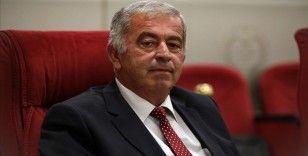 KKTC Cumhuriyet Meclisi Başkanı Sennaroğlu'ndan, TBMM Başkanı Şentop'a 23 Nisan tebriği