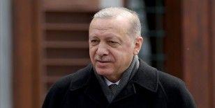 Cumhurbaşkanı Erdoğan: Çocuklarımızın 2053 vizyonuyla teslim aldıkları emaneti ileriye taşıyacaklarına inanıyoruz