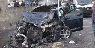 Pendik'te makas dehşeti: 1 ölü, 5 yaralı