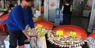 Ramazan'da balıklar ucuzladı