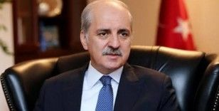 Kurtulmuş: 'Bizim şanlı tarihimizde Ermeni soykırımı yoktur ve asla olmamıştır'