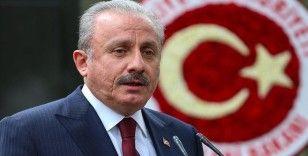 Şentop: Tarihi ve bugünü ırkçılık, soykırım suçlarıyla sabıkalı olanlar Türkiye hakkında daha dikkatli konuşmalı