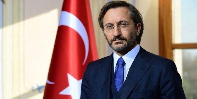 İletişim Başkanı Altun'dan '6-8 Ekim olayları' açıklaması: Katiller için hesap vakti. Bizim adalete inancımız tam