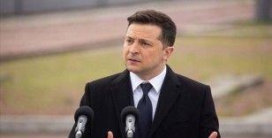 Zelenskiy, Donbas'ın Çernobil gibi yaşamın olmadığı bir 'yasak bölge'ye dönüşmesini istemediğini belirtti