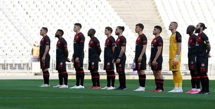 Fatih Karagümrük - FTA Antalyaspor maçı Bursa'da