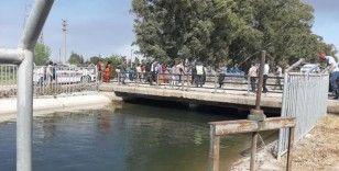 Osmaniye'de sulama kanalına düşen 4 çocuktan 2'si kayboldu
