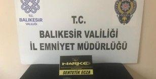 Balıkesir'de polisten 26 şüpheliye 'Huzur' operasyonu