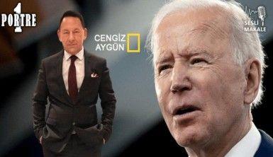 Keşke söylemeseydin Biden!..
