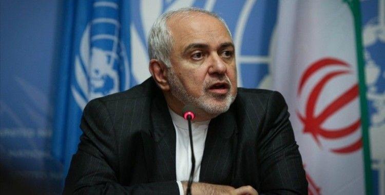 İran Dışişleri Bakanı Zarif, Bağdat'ta Viyana'daki görüşmelere destek mesajı verdi