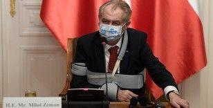 """Çekya Devlet Başkanı Zeman: """"İddialar doğruysa Rusya terör eyleminin bedelini ödemeli"""""""