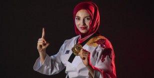 Kübra Dağlı: 'Önümüzdeki yarışmaların hepsinde altın madalya almak istiyorum'