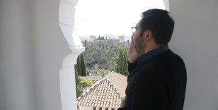 İspanya'da ezan, minareden yüksek sesle sadece Granada'daki Ulu Cami'nde okunuyor