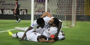Süper Lig: A. Hatayspor: 3 - Gençlerbirliği: 1 (Maç sonucu)