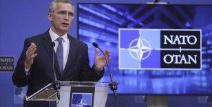 NATO, Rusya'nın Ukrayna civarındaki askeri faaliyetlerini yakından izlemeyi sürdürecek