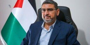 Hamas Sözcüsü Sami Ebu Zuhri Filistin seçimlerinin belirlenen tarihlerde yapılması için çağrı yaptı