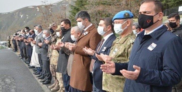 Şehit Piyade Teğmen Kıvık'ın cenazesi memleketine uğurlandı