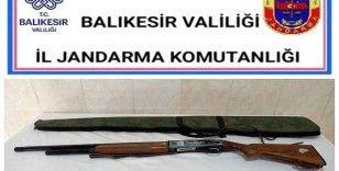 Balıkesir'de huzur operasyonlarında 11 kişi gözaltına alındı
