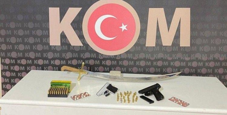 Kırıkkale'de kaçakçılık operasyonu: 2 gözaltı