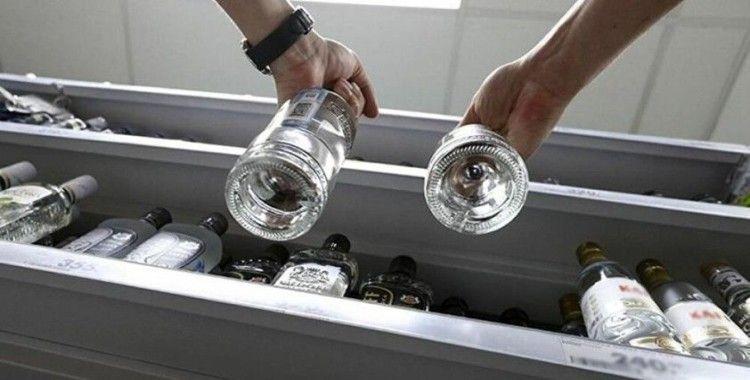 Rusya'da bir kentte 1-10 Mayıs arasında alkol satışı yasaklandı