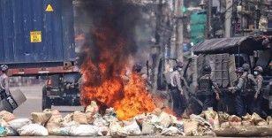 Myanmar'da ordunun protestoculara müdahalesi sonucu ölenlerin sayısı 753'e yükseldi