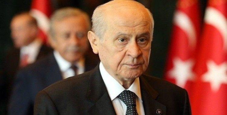 MHP Genel Başkanı Bahçeli: Bize göre, ABD ile ilişkiler tarihi bir kavşaktadır