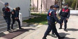 Uyuşturucu operasyonunda yakalanan 5 şüpheliden 1'i tutuklandı