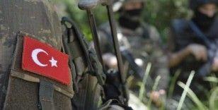 Pençe-Yıldırım Operasyonu'nda bir asker şehit oldu