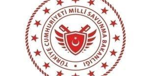 """MSB: """"Pençe-Yıldırım Harekatı bölgesinde 1 asker şehit oldu, 2 asker yaralandı"""""""