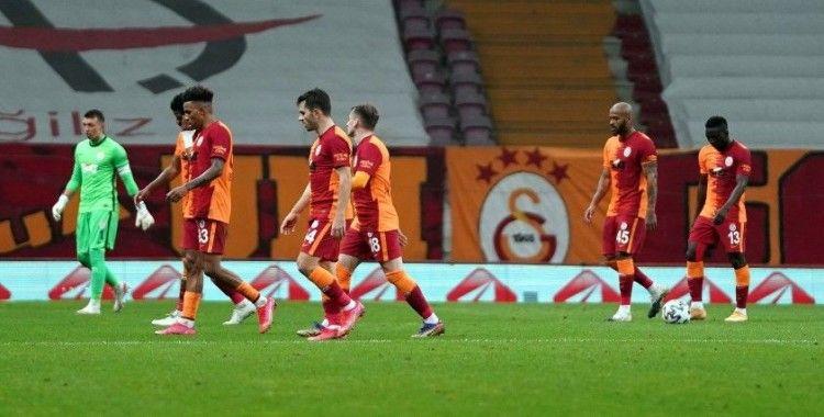 Süper Lig: Galatasaray: 1 - Konyaspor: 0 (Maç sonucu)