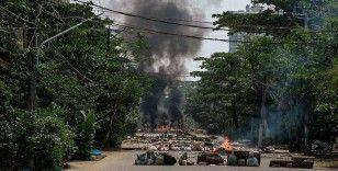 Myanmar'ın Chin eyaletinde darbe karşıtı etnik silahlı grup, ordu ile çatıştı: 10 ölü