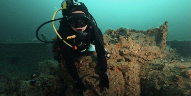 Karadeniz'de heyecanlandıran keşif
