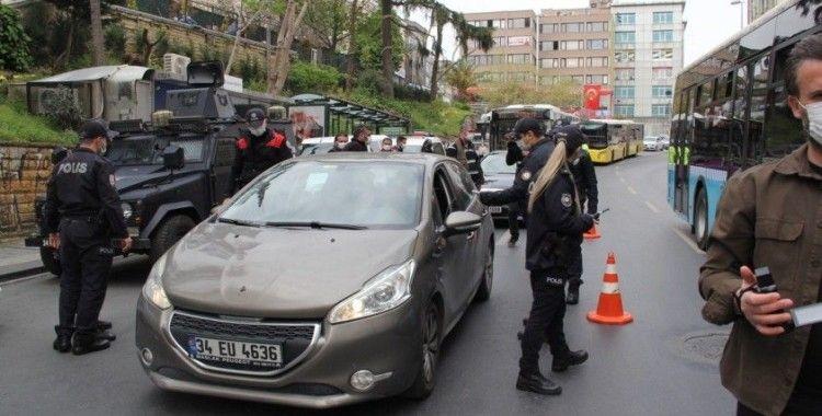 İstanbul 'Yeditepe Huzur' uygulamasında 72 bin 353 TL para cezası uygulandı