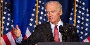 ABD Başkanı Joe Biden Kongredeki ilk konuşmasını yaptı
