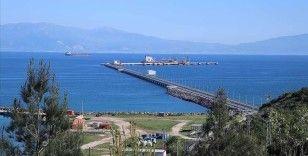 BTC Petrol Boru Hattı'ndan Ceyhan Limanı'na 2006'dan bu yana 482 milyon ton petrol taşındı