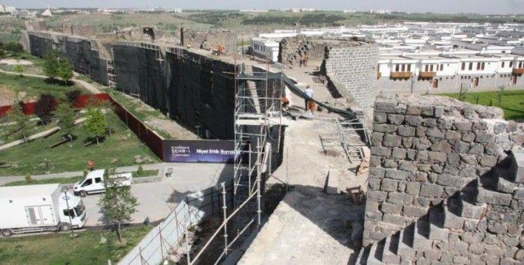 Diyarbakır'da tarihin dev dirilişi